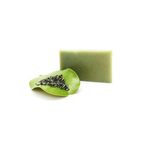 Spirulina-Zöld Tea Szappan